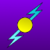Lightning Dots Logo